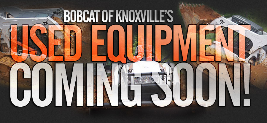 Bobcat Compact Equipment | Machines