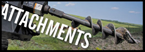 Bobcat Compact Equipment | Attachments