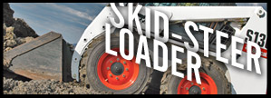 Bobcat Compact Equipment | Skid Steer Loader
